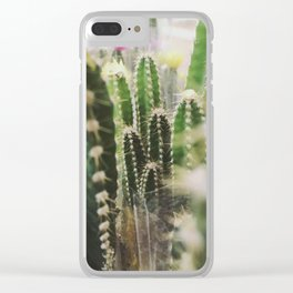 Shopping for Cacti Clear iPhone Case