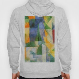 "Robert Delaunay ""The Window"" Hoody"