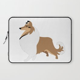 Collie Dog Laptop Sleeve