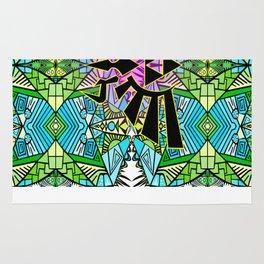 Hylian Royal Crest - Legend Of Zelda - Pattern Rug
