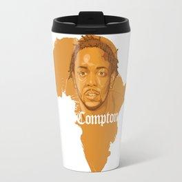 Kendrick Lamar Compton Africa Travel Mug