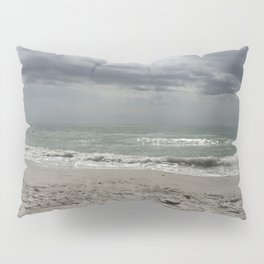 Lake Michigan storm Pillow Sham