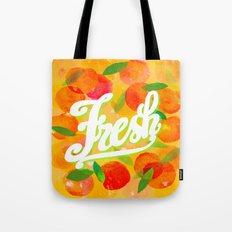 freshly hot Tote Bag