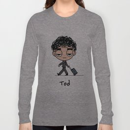 Tod Traveling Long Sleeve T-shirt