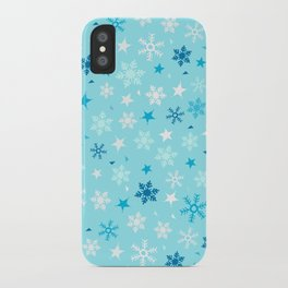 Let it snow! iPhone Case