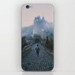 Castle Eltz Moody Morning iPhone Skin