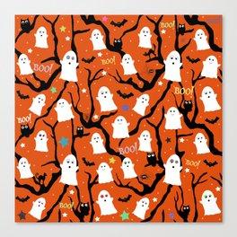 Spooktacular Canvas Print