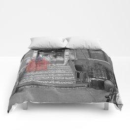 Unseen Monsters of New York - Raconteur Kibitzer Comforters