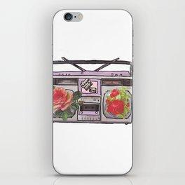 Mixed Tape iPhone Skin
