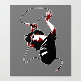 Alice Glass Canvas Print