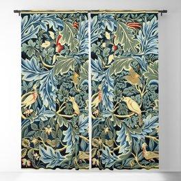"William Morris ""Birds and Acanthus"" Blackout Curtain"
