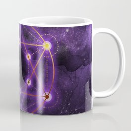 The Geometry of the Divine Coffee Mug