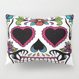 Sugar Skull Pillow Sham