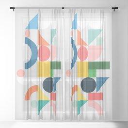 Playpark 02 Sheer Curtain