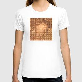 Toaster Waffle Pop Art: Extra Crispy, No Syrup T-shirt