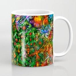 Qualia's Christmas Tree Coffee Mug