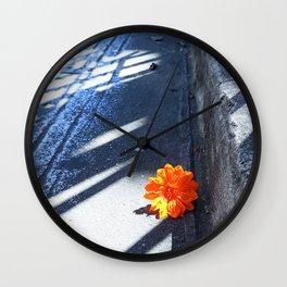 Orange You Glad? Wall Clock