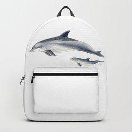 Bottlenose dolphin Backpack