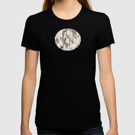 Bark Map T-shirt