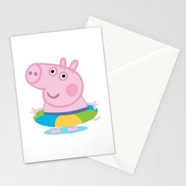 Daddy Pig George - Pig Mummy Stationery Cards