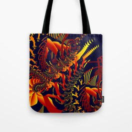 fishers net Tote Bag