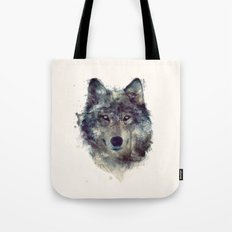 Wolf // Persevere  Tote Bag