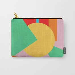 Circle Series - Summer Palette No. 4 Carry-All Pouch
