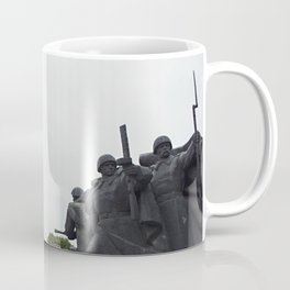 Kiev, Ukraine, Motherland Statue Coffee Mug