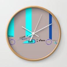 E21 Wall Clock