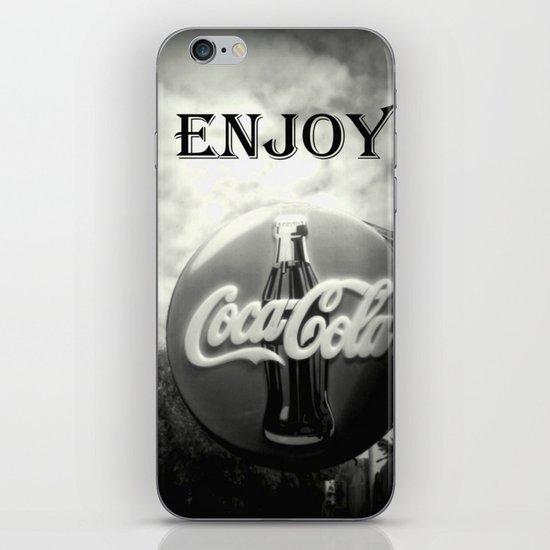 Coca Cola #2 iPhone & iPod Skin