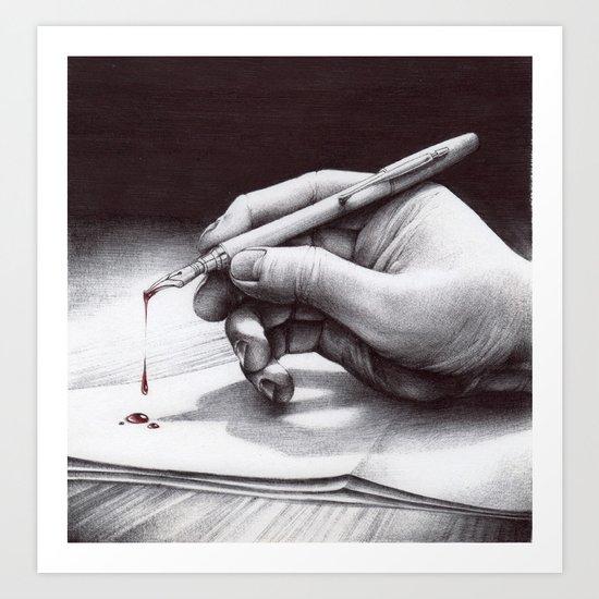 La Creazione Art Print
