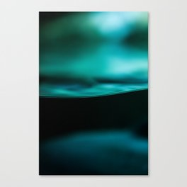 Flowing 1 Canvas Print