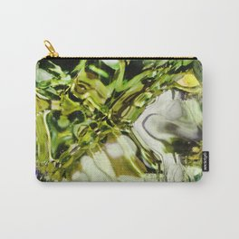 432 - abstract glass design Carry-All Pouch