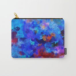 Abstract Seascape Painting Carry-All Pouch