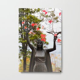 MacKenzie-Papineau Monument Metal Print