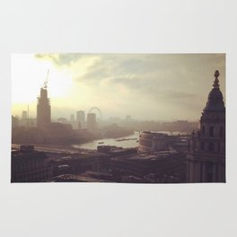 London Mornings Rug