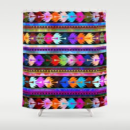 Mexicali #2 Shower Curtain