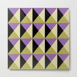 Geometric Pattern 930 Metal Print