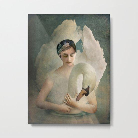 Odette (Swan Lake) Metal Print