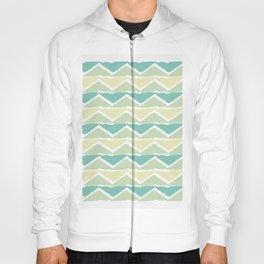 ocean triangles Hoody
