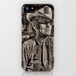 Unknown Marshal iPhone Case