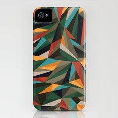 Sliced Fragments II iPhone (4, 4s) Slim Case