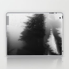 What Lies Down Hidden Rain Drenched Paths Laptop & iPad Skin