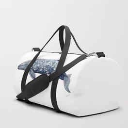 Grey whale Duffle Bag