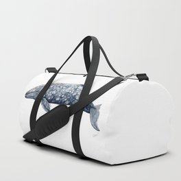 Grey whale Duffle Bag