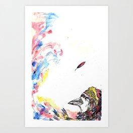 Featherstone Art Print
