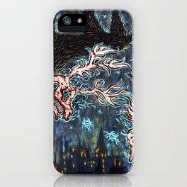 Fonta Fauna iPhone Case