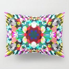 Hallucination flower Pillow Sham
