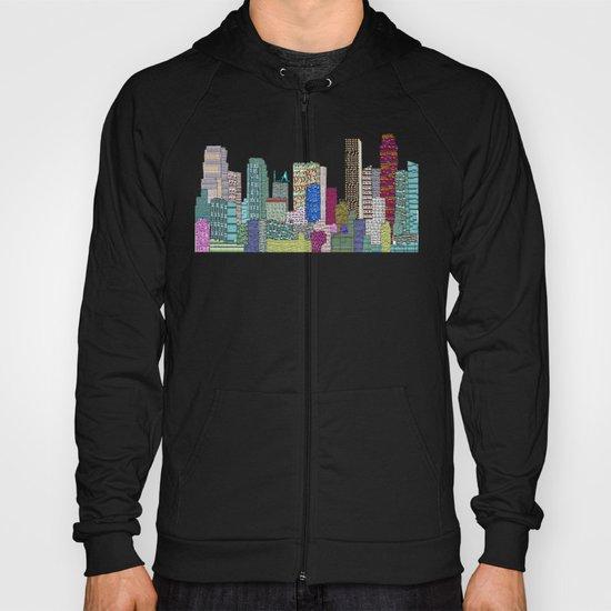 L.A city  Hoody
