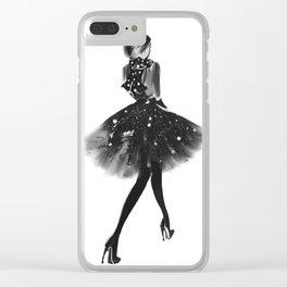 Carlee Clear iPhone Case